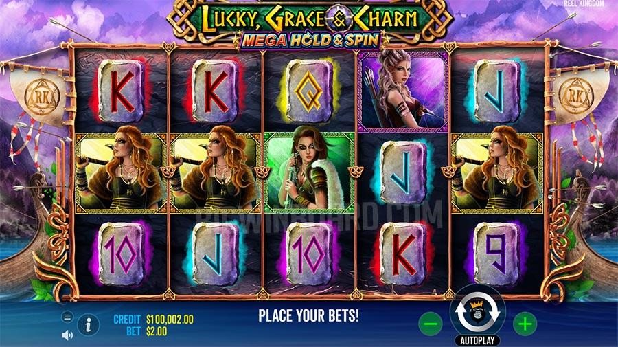 Lucky Grace & Charm slot