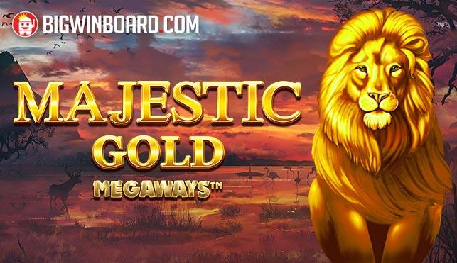 Majestic Gold Megaways slot