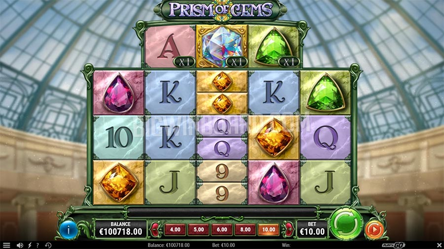 prism of gems slot