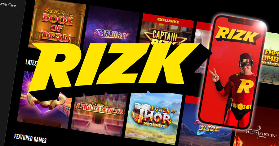 rizk giveaway