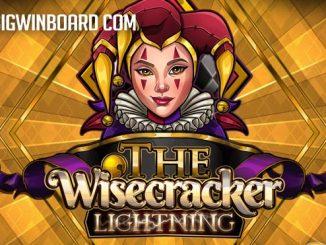 The Wisecracker Lightning slot