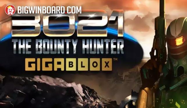3021 The Bounty Hunter Gigablox slot