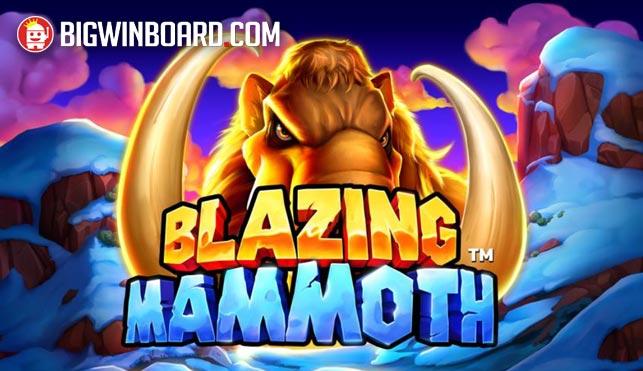 blazing mammoth slot