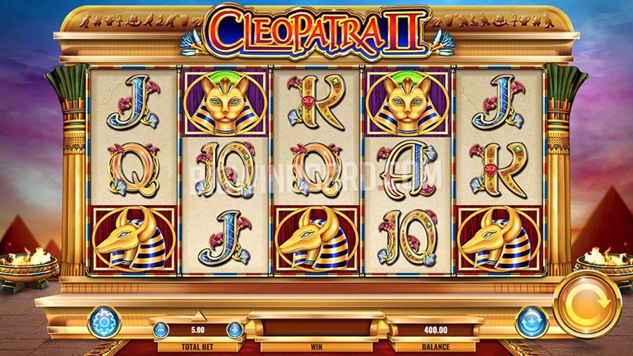 Magnolia Bluffs Casino - Giesso Slot Machine