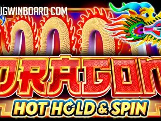 Dragon Hot Hold and Spin slot