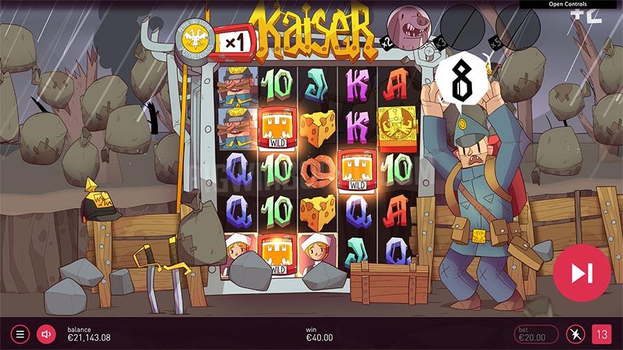 Kaiser slot