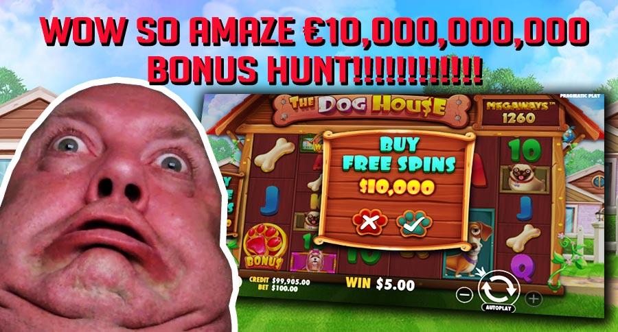 pragmatic play bonus hunt