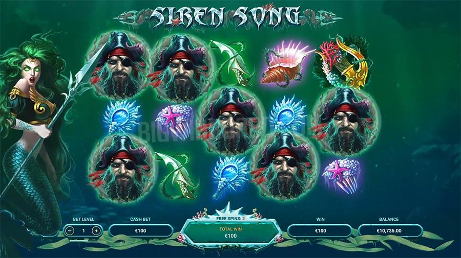 Siren Song slot