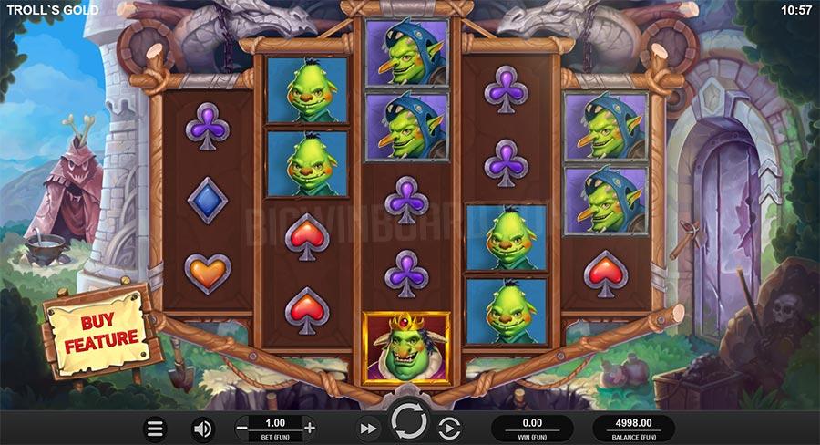 Troll's Gold slot