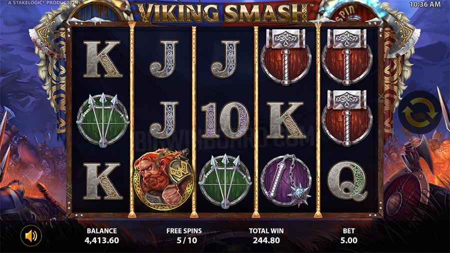 viking smash slot