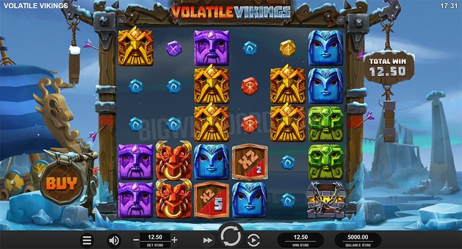 Volatile Vikings slot