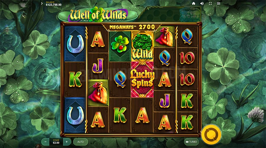 Well of Wilds Megaways slot