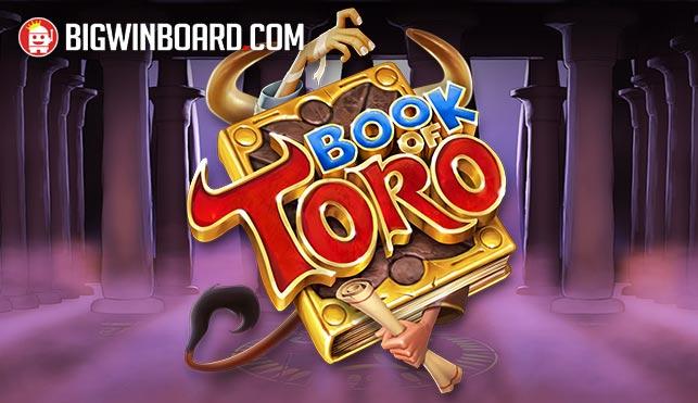 book of toro slot