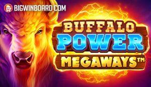 buffalo power megaways slot