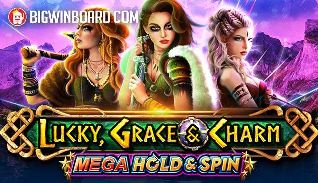 Lucky, Grace & Charm slot