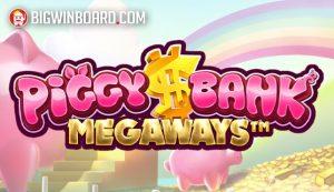 piggy bank megaways slot