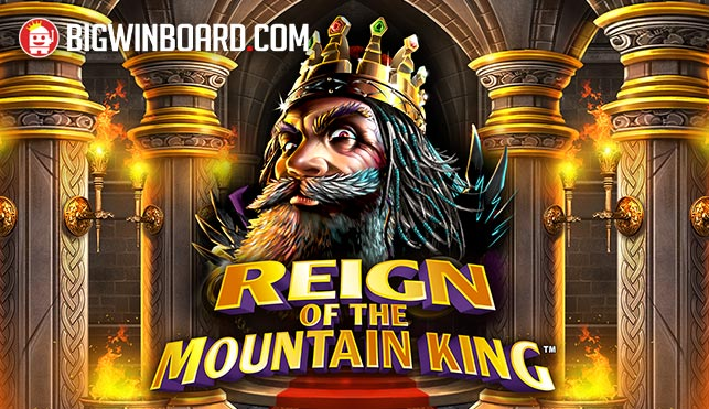 Reign Of The Mountain King slot