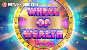 Wheel of Wealth Deluxe slot