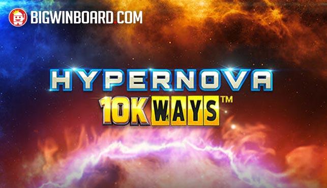 hypernova 10k ways slot