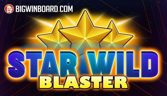 star wild blaster slot