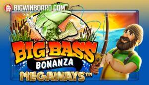 big bass bonanza megaways slot