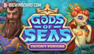 Gods of Seas Triton's Fortune slot