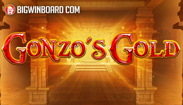 Gonzo's Gold slot netent