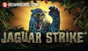Jaguar Strike slot