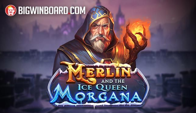 Merlin And The Ice Queen Morgana slot