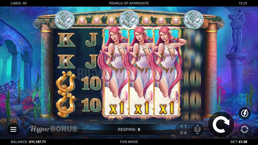 Pearls of Aphrodite slot