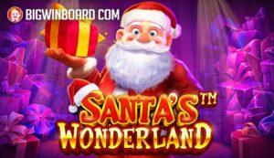 Santa's Wonderland slot