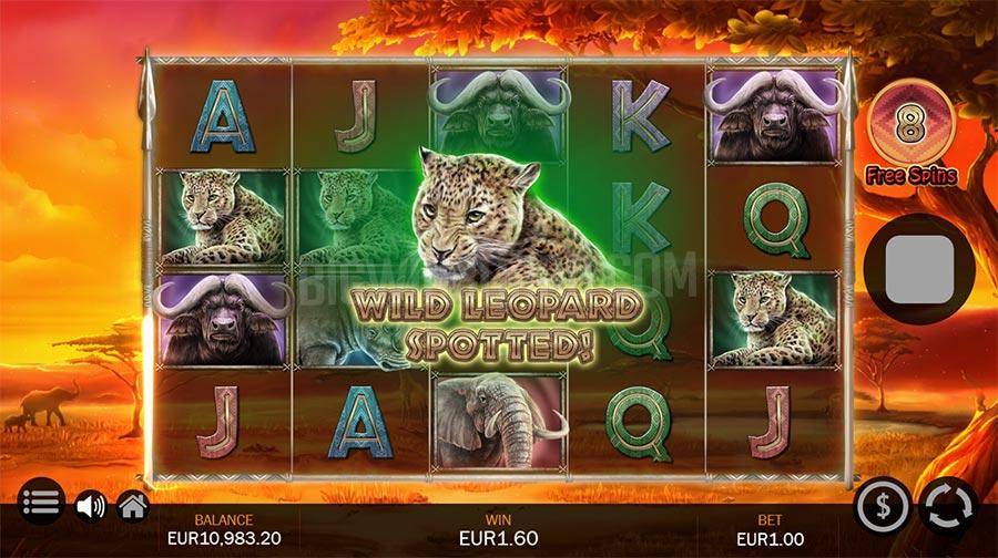 Savanna Roar slot