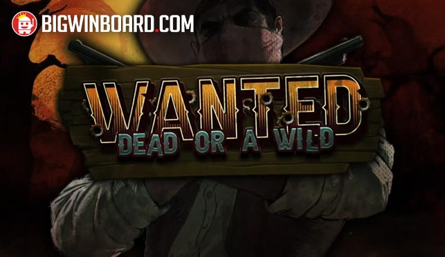 Wanted Dead or a Wild slot