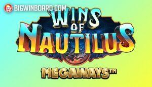 Wins of Nautilus Megaway slots