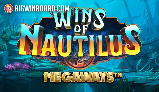 Wins of Nautilus Megaways slot