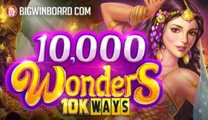 10,000 Wonders 10K Ways slot