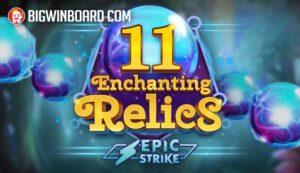 11 Enchanting Relics slot