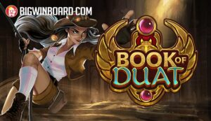 Book of Duat slot