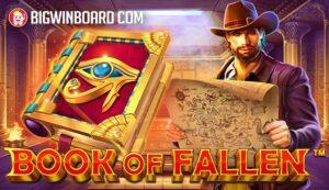 book of fallen slot
