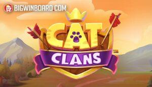 cat clans slot