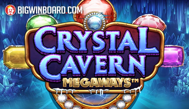 Crystal Cavern Megaways slot