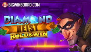 Diamond Heist Hold & Win slot