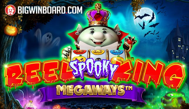 Reel Spooky King Megaways slot