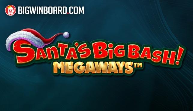 Santa's Big Bash Megaways slot