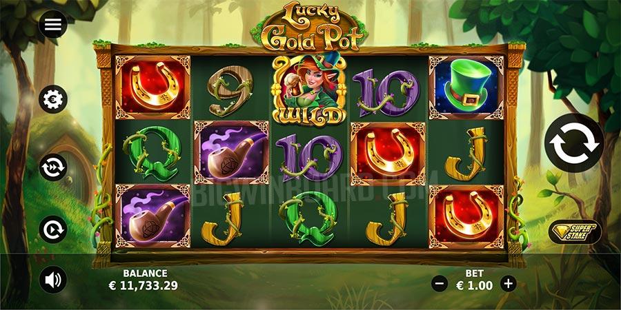 Lucky Gold Pot slot