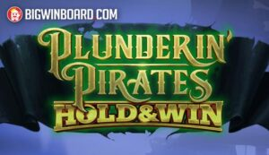 Plunderin' Pirates Hold & Win slot